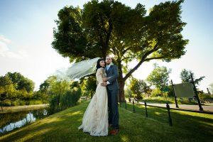 Billie and Mitch Wedding