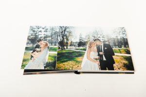 Wedding album papers