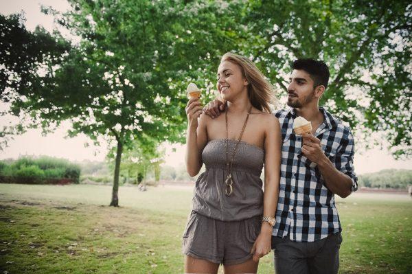 Irina and Azim
