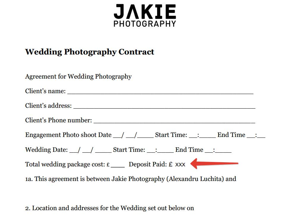 Questions To Ask A Photographer (part 2) • Jakie Photography