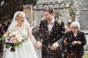 Traditional British Weddings