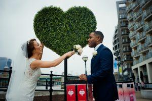 Hassan and Tevec wedding