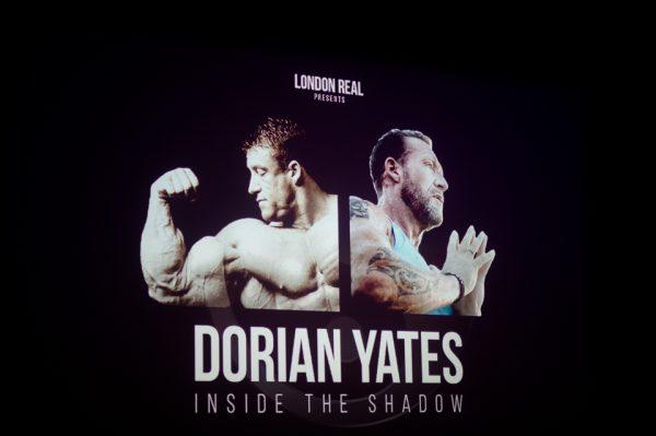 Dorian Yates Mr Olympia