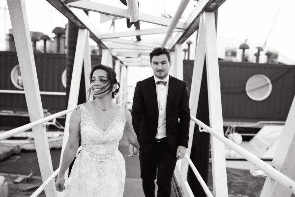 Wedding of Yorli and Ronan