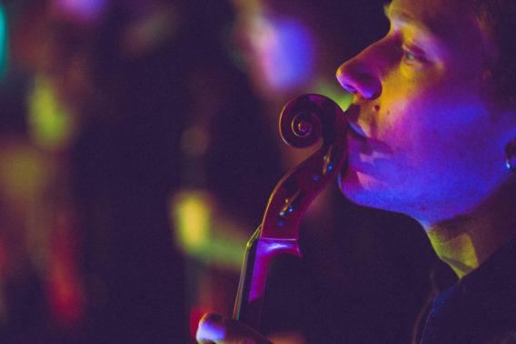 Sheridan Tongue live performance
